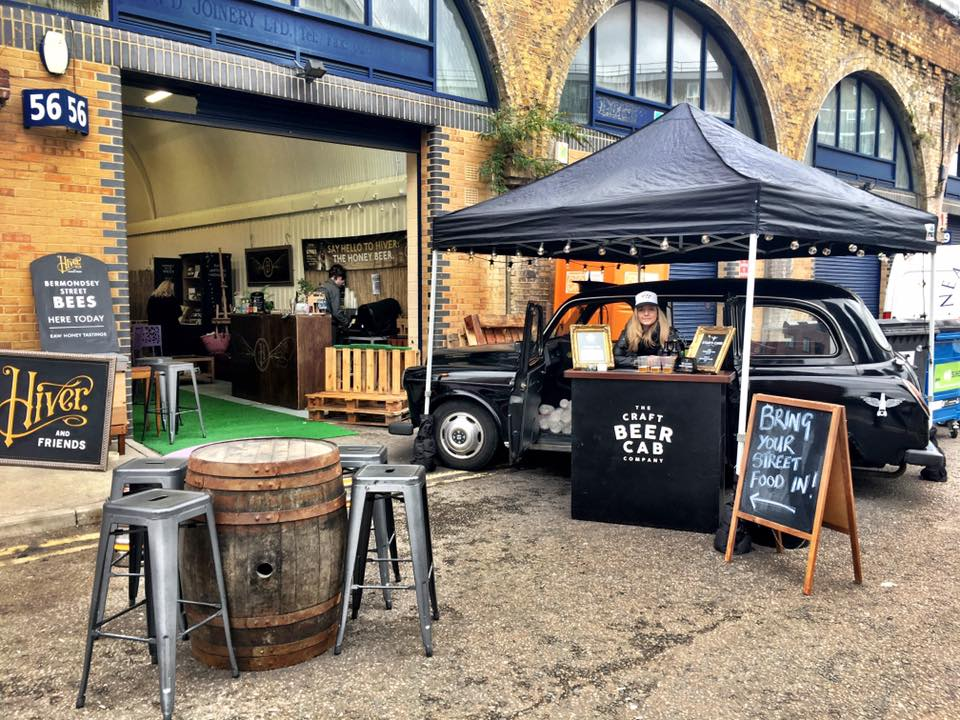 Craft Beer London Map